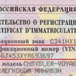 Как перевести номер VIN