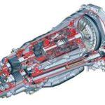 Как перезагрузить компьютер на коробке передач Audi Tiptronic