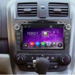Как перезагрузить радио в 2009 Honda CR-V