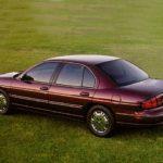Как перезагрузить систему безопасности для Chevy Lumina 1999 года