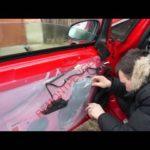 Как починить пассажирское боковое окно автомобиля