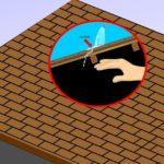 Как починить подтекающую крышу