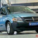Как починить сиденья с электроприводом в Dodge Caravan