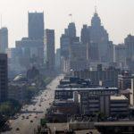 Как подать отчет об аварии в Детройте, штат Мичиган