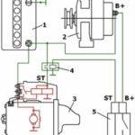 Как подключить генератор и стартер