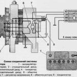 Как подключить генератор переменного тока Lucas