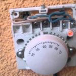 Как подключить термостат переменного тока в RV