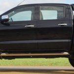Как поднять Ford Ranger