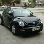Как поднять VW Beetle