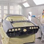 Как покрасить стеклопластиковые автомобили