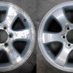 Как полировать и восстанавливать алюминиевые колеса