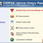 Как получить бесплатный отчет по истории Carfax