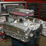 Как получить мощность от 305 Chevy