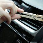 Как получить запах освежителя воздуха из автомобиля