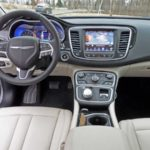 Как пользоваться навигационной системой Chrysler