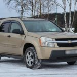 Как поменять фару на Chevrolet Equinox