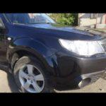 Как поменять фары на Subaru Outback 2005 года