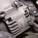 Как поменять генератор на форд рейнджер