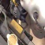 Как поменять генератор на Hyundai Elantra