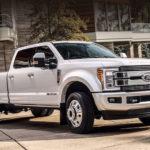 Как поменять масло на дизеле Ford F-450
