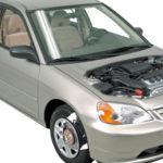 Как поменять масло в Honda Civic DX 1995 года
