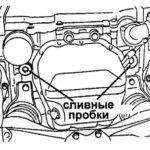 Как поменять охлаждающую жидкость на Subaru Forester