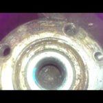 Как поменять подшипник заднего колеса на Chevy Truck