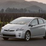 Как поменять противотуманные фары Prius?