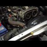 Как поменять ремень ГРМ на двигателе Ford Ranger 2.3 Ltr