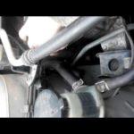 Как поменять ремень вентилятора на Toyota Avensis