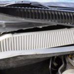 Как поменять салонный воздушный фильтр на джипе чероки