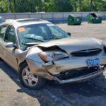Как поменять стартер Ford Taurus 2000 года