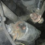Как поменять стартер на грузовике Chevy 1500
