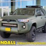Как поменять стартер на Toyota 4Runner 2000 года