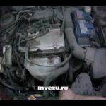Как поменять термостат в Mitsubishi Galant