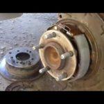 Как поменять тормоза Kia