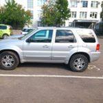 Как поменять тормоза на Ford Escape 2003