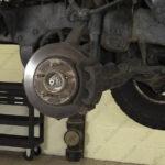 Как поменять тормозной диск на Ford F-150 4X4