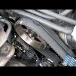 Как поменять водяной насос Dodge Neon 2005 года