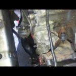 Как поменять водяной насос на Ford 3.8 V6 Windstar