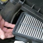Как поменять воздушный фильтр на тойоту камри