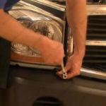 Как поменять выключатель фар на Dodge Dakota