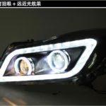 Как поменять задние фонари на Buick Lucerne 2007
