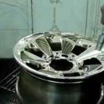Как повторно хромировать автомобильные диски