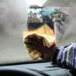 Как предотвратить туманные автомобильные окна