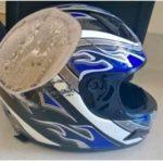 Как пристегнуть мотоциклетный шлем