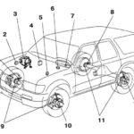 Как прокачать тормоза на Lexus LX470