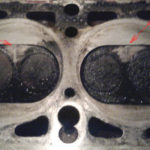 Как проверить алюминиевые головки на трещины