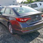 Как проверить доставку топлива в Hyundai Sonata