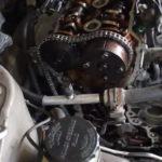 Как проверить и заменить цепь газораспределения в Toyota Corolla